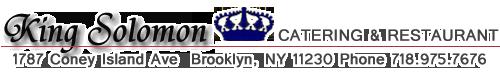 KINGSOLOMONRESTAURANT.COM